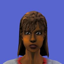 Melissa Smith (The Sims console)
