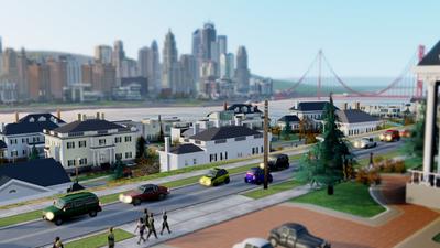 SimCity - Juego Multiciudad