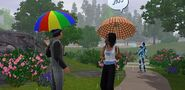 The Sims 3 Seasons Spring Screeshot 03