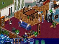 The Sims Peliä