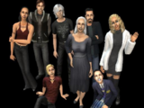 Семья Луи (The Sims 2)
