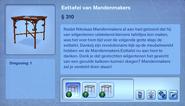 Voorwerp Eettafel van Mandenmakers