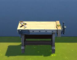 Woodworking Table TS4