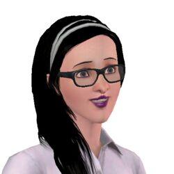 Headshot of Sally