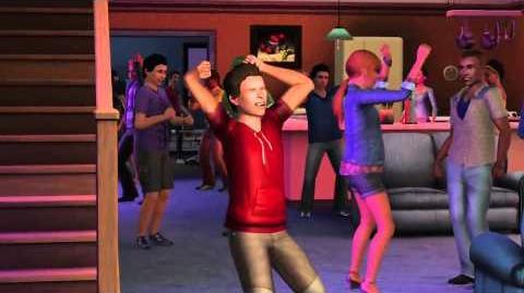 Los Sims 3 ¡Vaya fauna de familia! - Tráiler