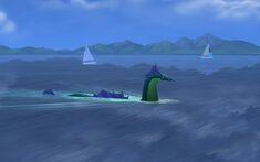 TS4GT sea monster