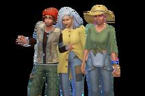 Greenburg familie
