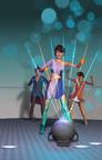 Les Sims 3 En route vers le futur Artwork 02
