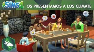 Los Sims 4 Y Las Cuatro Estaciones tráiler oficial de lanzamiento