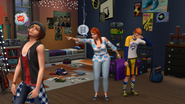 The Sims 4 Parenthood Screenshot 02