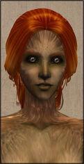 Werewolf-alien hybrid
