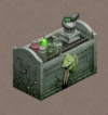 Ghoulish Graveyard Gumbo