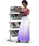 Les Sims 4 Au Travail Render 6