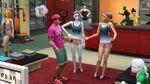Les Sims 4 Au Travail 29