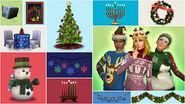 Les Sims 4 Pack Fêtes de fin d'année 01