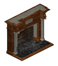 LibraryEditionFireplace