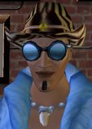 Rico Banana Headshot