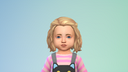 Sofia Bjergsen Toddler