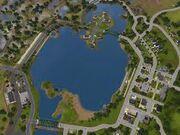 Twinbrook sjø