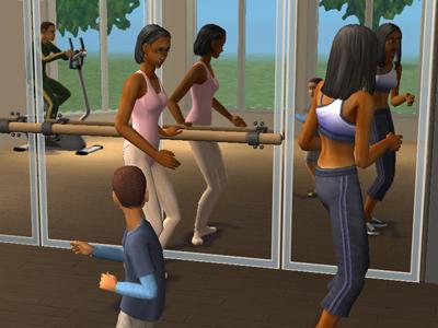 File:Bell Family Exercising.jpg