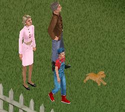 Familien Rapnes