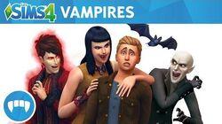 Les Sims 4 Vampires bande-annonce officielle