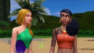 Los Sims 4™ Vida Isleña tráiler de presentación oficial