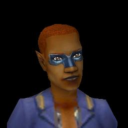 Oberon Summerdream (The Sims 2)