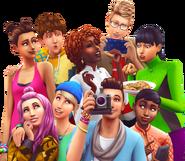 The Sims 4 Rebrending Render