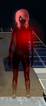 Fantôme mort de soif