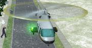 Hélicoptère Maire