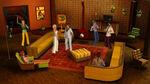Les Sims 3 70's, 80's, 90's 01