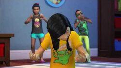 Les Sims 4 Chambre d'enfants - Station de bataille