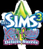Logo Les Sims 3 Katy Perry Délices Sucrés