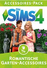 Die Sims 4: Romantische Garten-Accessoires