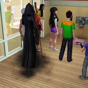 Dating Death Sims 4