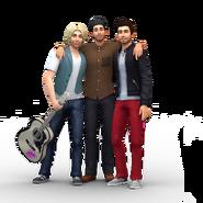 Les Sims 4 Au Travail New Politics