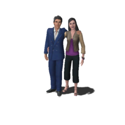 Wolff Family (The Sims 3)