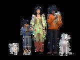 Jang family