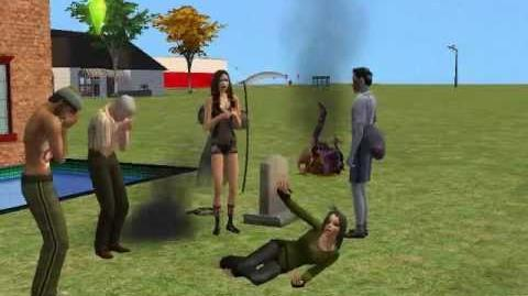 Muertes Divertidas The sims 2