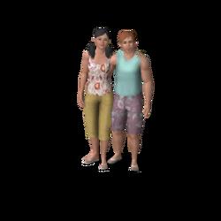 Wan-Goddard family