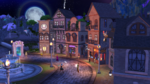 Les Sims 4 Monde magique 01