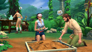 The Sims 4 Jungle Adventure Screenshot 05