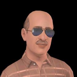 Valentine Monty (Les Sims 3)