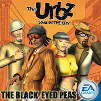 Cover Art - Black Eyed Peas Urbz