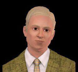 Geoffrey Plènozas (Les Sims 3)