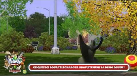 Les Sims 3 Animaux & Cie (pub online)
