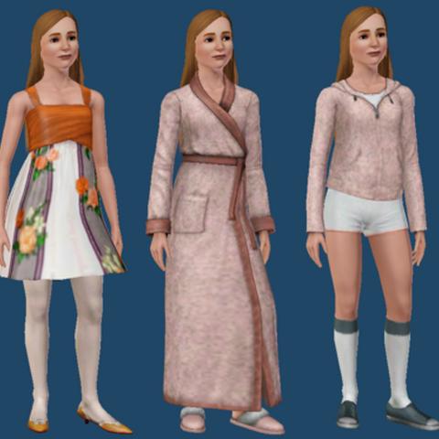 Outfits de Fátima