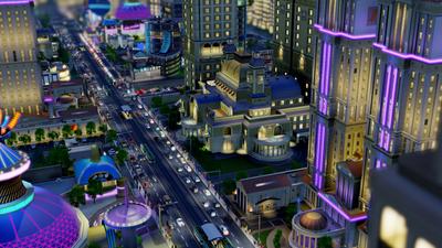 SimCity - Cambios En Las Calles