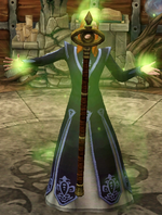 Staff of the watcher
